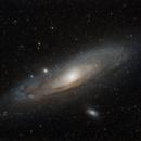 Andromeda system,                                Máximo Bustamante