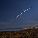Total Lunar Eclipse 27 July 2018,                                Israel Gil Andani