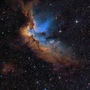 NGC7380,                                avolight