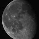 Earth's Moon - Waning Gibbous,                                Jason Guenzel