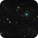 Galaxys M 98, M 99, NGC 4302, NGC 4298, and Others Widefield,                                Tom Robbe