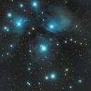 Pleiadi M45,                                Alessandro Curci