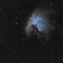 NGC281 - Pacman - SHO,                                Matthias Steiner
