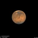 Mars rotation - 24/25.07.2018   23:30-2:00 CEST,                                Łukasz Sujka