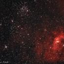 NGC 7635 Bubble Nebula,                                Chief