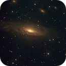 C30 Spiral Galaxy-image by Liverpool Telescope,                                Adel Kildeev
