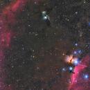 Orion M78-HorseHead,                                MakikoSugimura