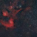 HaRGB IC-405 Widefield,                                Jan Schubert