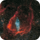 SH2-129 and Ou4 Squid Nebula and lots of dark nebulae,                                Roland Schliessus