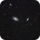 Bode's galaxy,                                Dominik Ball