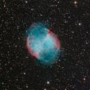 M27 The Dumbbell Nebula,                                Shannon Calvert