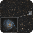Wide Field M101 with Zoom,                                Nathan Morgan (nm...
