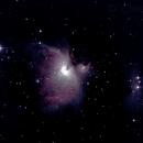 Messier 42 & Messier 43, 28.02.2014  Um Ca. 20:40 Uhr,                                Stars of Sky
