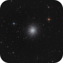 M13 - The Hercules Globular Cluster 2018,                                Nic Doebelin