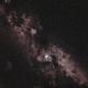 Cygnus milky way SHO,                                John