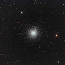 Ammasso Globulare M13,                                Rino