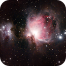 M42 - Orion Nebula,                                Clément Lagnier