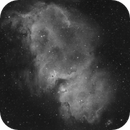 IC1848 Halpha,                                Jamboncru