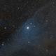 IC 4592 - The Blue Horsehead,                                ruccdu