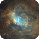 The Bubble, Lobster Claw, and Northern Lagoon Nebulae,                                Phillip
