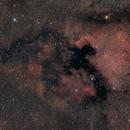 NGC7000 Nordamerikanebel,                                Martin