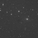 Asteroid Klotho with NGC4261,                                Станция Албирео