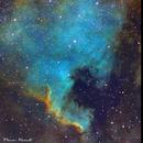 NGC 7000 North American Nebula,                                Francois Theriault