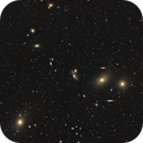 Markarian's Chain of Galaxies in Virgo,                                Jim Lafferty