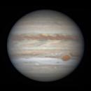 Jupiter June 13, 2020,                                Chappel Astro