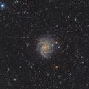 NGC 6946,                                James Schrader
