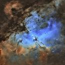 M16 eagle nebulae,                                Quentin Gineys