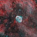 The Crescent Nebula,                                Casey Good