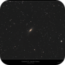 Caldwell 53 - Spindle Galaxy,                                Frank Schmitz