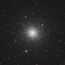 Globular Cluster M3 in Canes Venatici,                                equinoxx