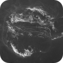 Veil Complex HA - starless / star reduced,                                pfile