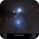 Corona Australis – Comparison of  a Herbig-Haro Object 2015-2019,                                Terry Robison