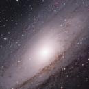 Andromeda (RGB + HII),                                NeedMoreCoffee