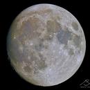 95% Moon,                                Brent Newton