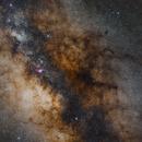 Core of the Milky Way,                                Aaron Collier
