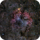 IC 1396 - second try,                                Gendra
