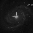 M100 and Supernova 2020oi,                                PhotonCollector