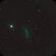 Une comète tout près de la Gazelle (C/2019 Y4),                                Corine Yahia (RIG...