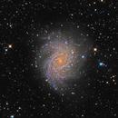 Fireworks galaxy from red zone,                                avarakin