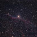 Nebulosa Velo (NGC 6960),                                Giovanni Frati