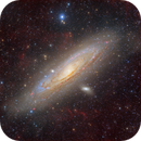 M31 Andromeda Galaxy,                                Juan Lozano