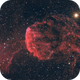 IC443, Jellyfish Nebula,                                Sergey Trudolyubov