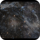 Unnamed IFN in Camelopardalis - now The Stag Beetle Nebula,                                Göran Nilsson