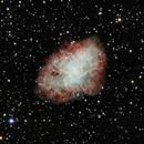 Messier 1 - The Crab Nebula in Taurus,                                Giuseppe Donatiello