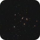 NGC 3187 and friends in RGB,                                Uwe Deutermann