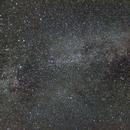 Cygnus in the Milky Way,                                Norman Revere